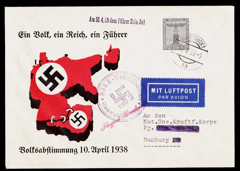 Third Reich Stamps, Grahams Nazi Germany Third Reich Covers,Third Reich Covers, Nazi Covers, Nazi Third Reich covers, Nazi Germany, Concentration Camps, Nazi Covers, German Stamps Third Reich, Reich Stamps, Postage Stamps of Germany, Nazi Germany Stamps, German Stamps, Third Reich Stamps, Nazi, Third Reich, nazi germany stamp collecting, Nazi Stamps, Hitler, 3rd Reich, NSDAP, Nazi Germany
