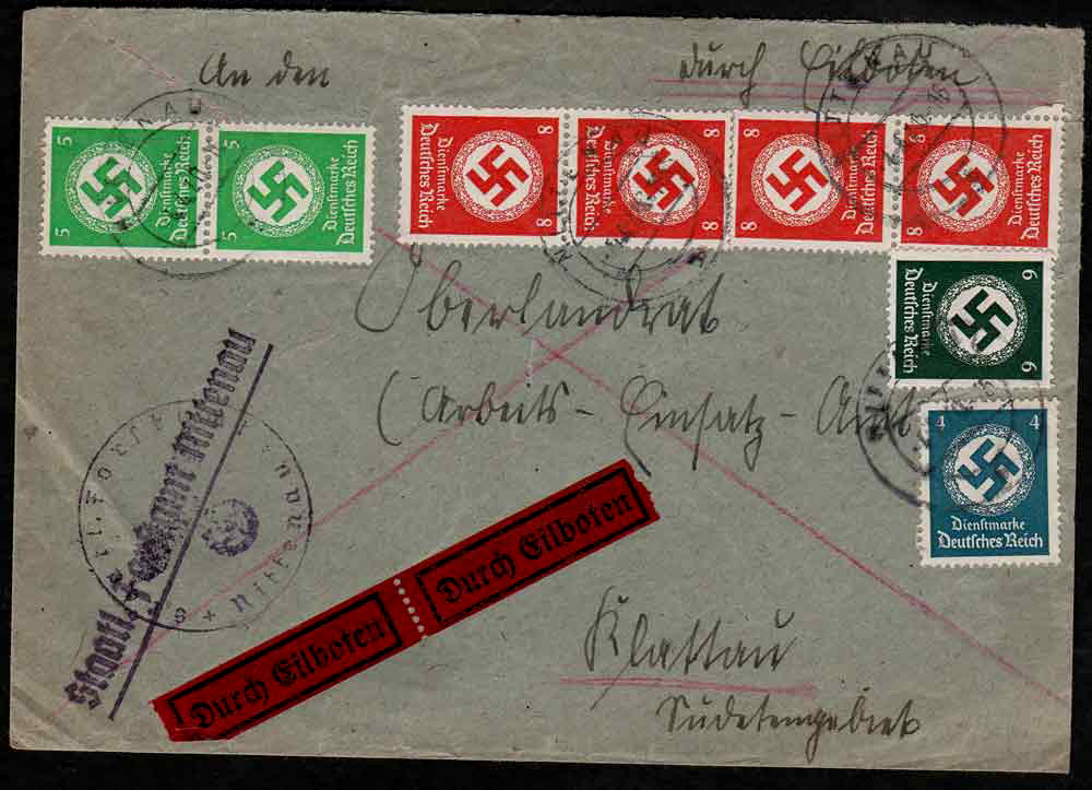 Third Reich Stamps, Third Reich Covers, Nazi Covers, Nazi Third Reich covers, Nazi Germany, Nazi Covers, Nazi, Third Reich, Nazi Stamps, German Stamps Third Reich, Reich Stamps, Postage Stamps of Germany, Nazi Germany Stamps, German Stamps, Third Reich Stamps, Concentration Camps, Hitler, nazi germany stamp collecting, 3rd Reich, NSDAP, Nazi Germany