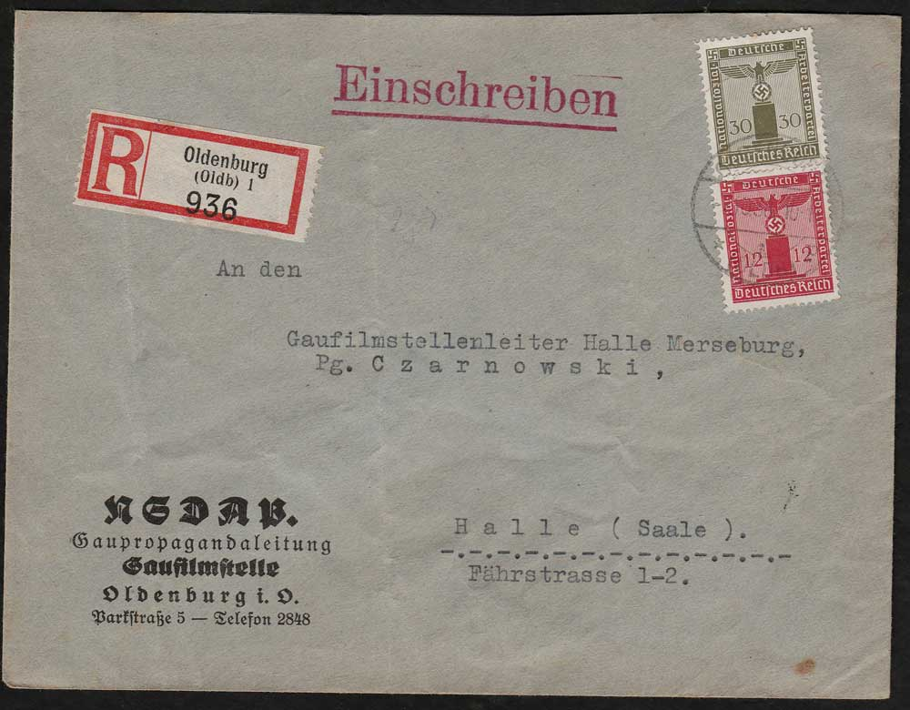 Third Reich Stamps, Third Reich Covers, Nazi Covers, Nazi Third Reich covers, Nazi Germany, Nazi Covers, Nazi, Third Reich, Nazi Stamps, German Stamps Third Reich, Reich Stamps, Postage Stamps of Germany, Nazi Germany Stamps, German Stamps, Third Reich Stamps, Hitler, 3rd Reich, NSDAP, Nazi Germany